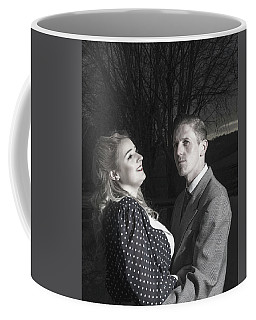 Coffee Mug featuring the photograph Will It Always Be Like This? by Ian Thompson