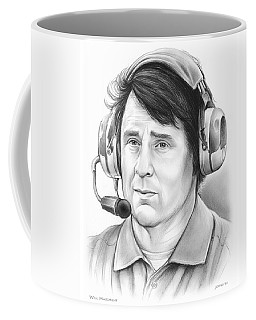 Will Muschamp Coffee Mug