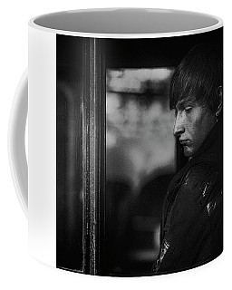 Will She Be There On Arrival Coffee Mug