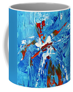 Will You Dance With Me? Coffee Mug by Jasna Dragun