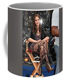 Willa Holland Coffee Mug