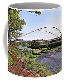 Willamette Pedestrian Bridge Coffee Mug