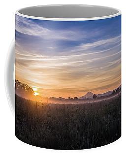 Willamette Valley Sunrise Coffee Mug