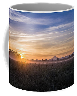 Willamette Valley Sunrise Coffee Mug
