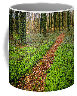 William Butler Yeats Woods Of Coole Park Coffee Mug