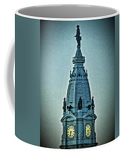 William Penn On Top Coffee Mug