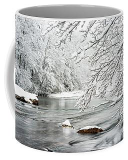 Williams River Baptizing Hole Coffee Mug