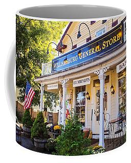Williamsburg General Store Mass Coffee Mug