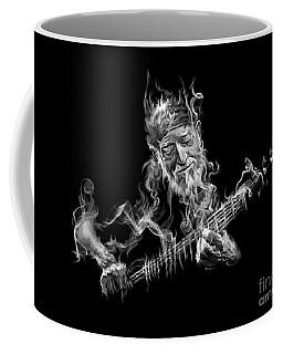 Willie - Up In Smoke Coffee Mug