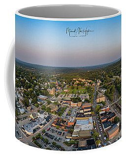 Willimantic Panorama Coffee Mug