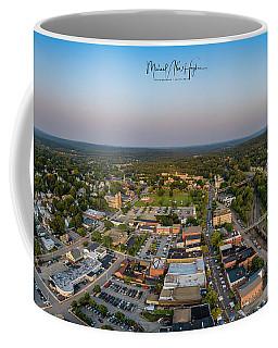 Willimantic Panorama Coffee Mug