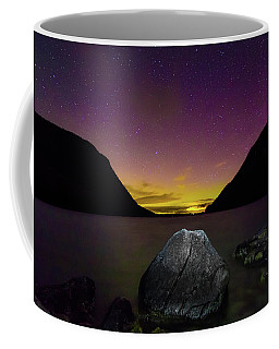 Willoughby Aurora And Boulder Coffee Mug