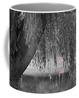 Willow Deer II Coffee Mug