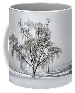 Willow In Blizzard Coffee Mug