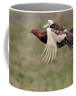 Willow Ptarmigan Flight Coffee Mug