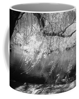 Willow Tree Lake II Coffee Mug