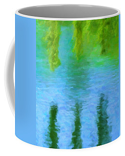 Willow Water Coffee Mug
