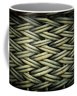 Coffee Mug featuring the photograph Willow Weave by Les Cunliffe