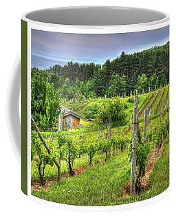 Willow Winery Coffee Mug