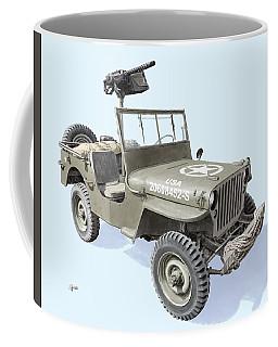 Willy Coffee Mug