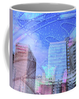 Wilmington Window Reflection Coffee Mug