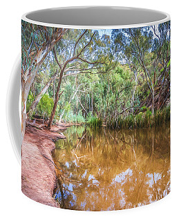 Wilpena Billabong    Go6 Coffee Mug