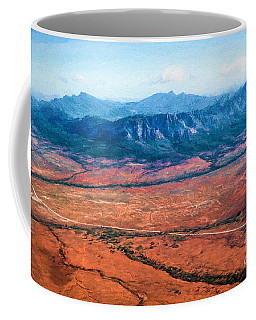 Wilpena Pound  Eh Coffee Mug