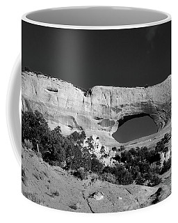 Coffee Mug featuring the photograph Wilson's Arch  by Ana V Ramirez