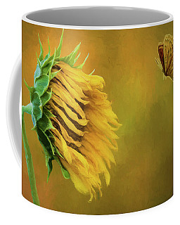 Wilted Coffee Mug