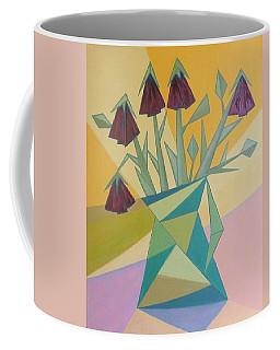Wilted Roses Coffee Mug