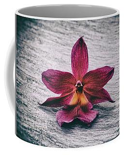 Wilting Orchid  Coffee Mug