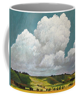Wiltshire Skies Coffee Mug