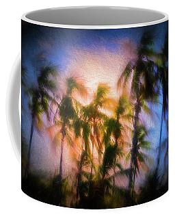 Wind And Palms Coffee Mug
