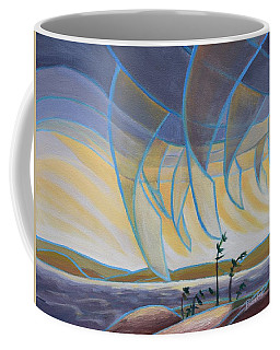Wind And Rain Coffee Mug