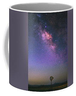 Coffee Mug featuring the photograph Wind And Stars by Darren White
