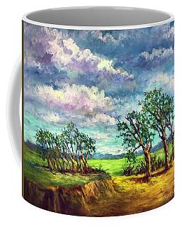 Wind And Sunlight Coffee Mug