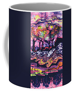 Wind And Waves Coffee Mug