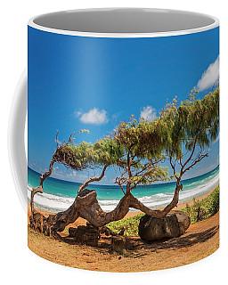 Wind Blown Tree Coffee Mug