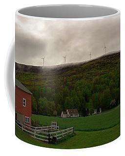 Wind Farm - Hancock Mass Coffee Mug