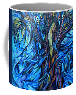 Wind From The Past Coffee Mug