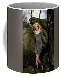 Wind In Her Hair Coffee Mug