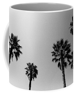 Wind In The Palms- By Linda Woods Coffee Mug