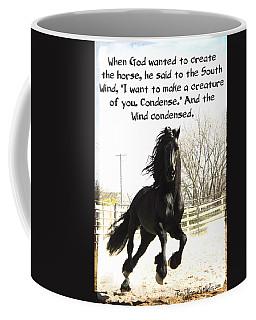 Wind In Your Mist Coffee Mug