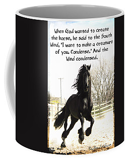 Wind In Your Mist Coffee Mug