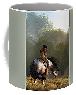 Wind Of The Forest Coffee Mug