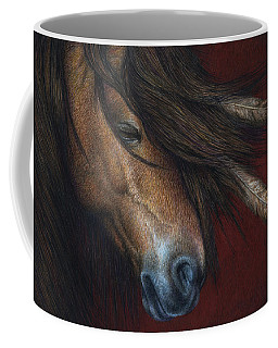 Wind River Coffee Mug by Pat Erickson