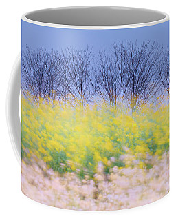 Wind Strokes Coffee Mug