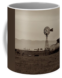 Wind Swept Coffee Mug by Eric Tressler