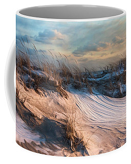 Coffee Mug featuring the photograph Wind Swept by Robin-Lee Vieira