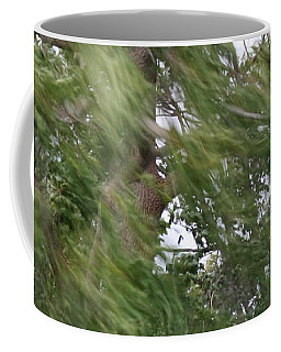 Coffee Mug featuring the photograph Wind by William Selander